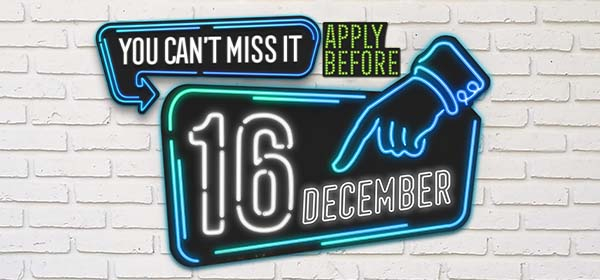 Can't miss it application